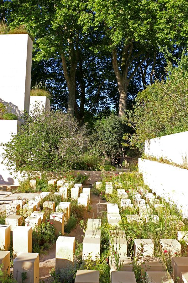 James Basson garden