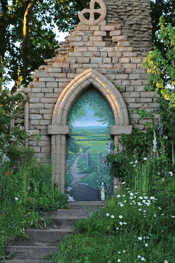 Yorkshire Garden - Chelsea Flower Show