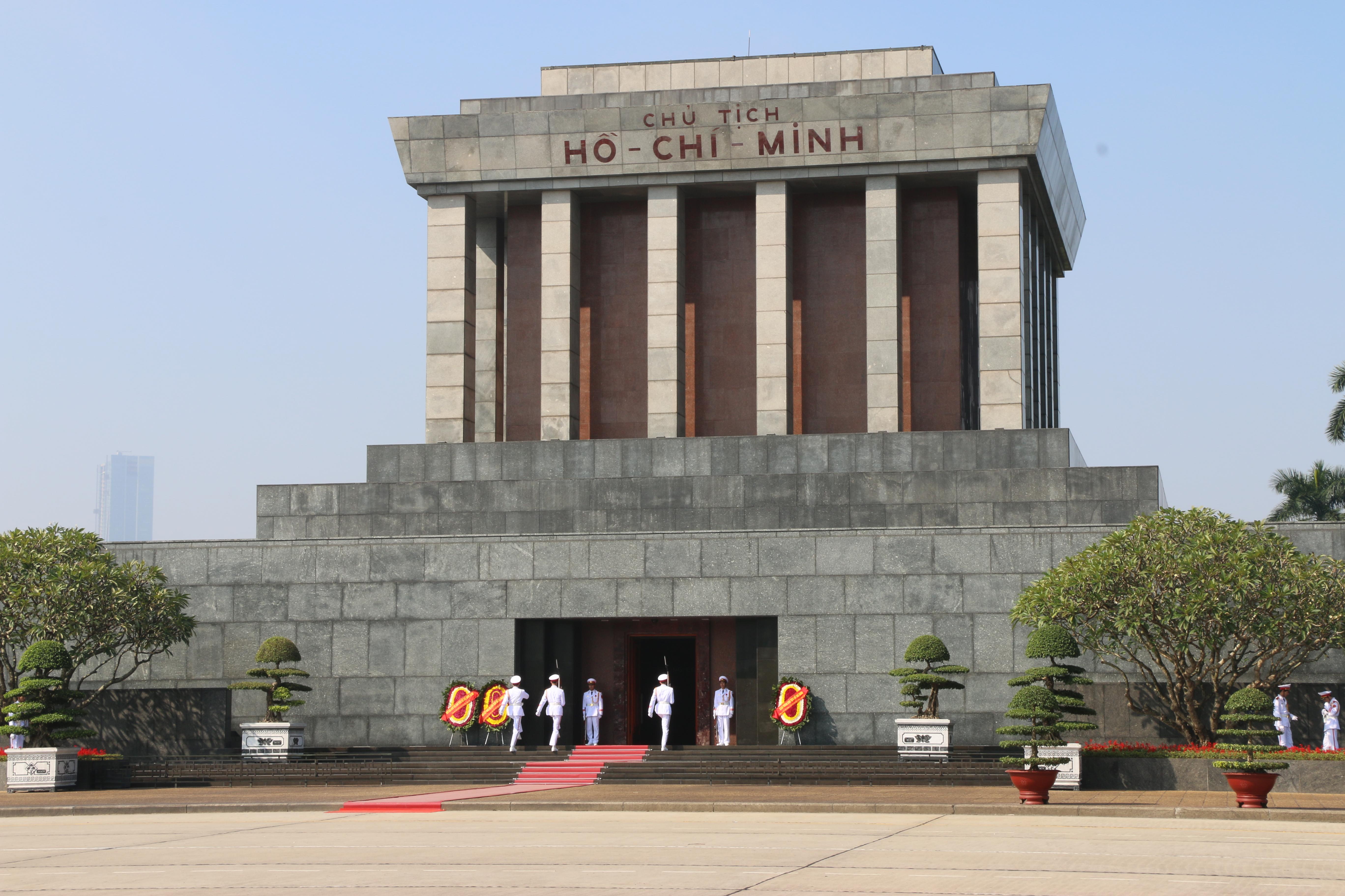 Ho Chi Minh Tomb